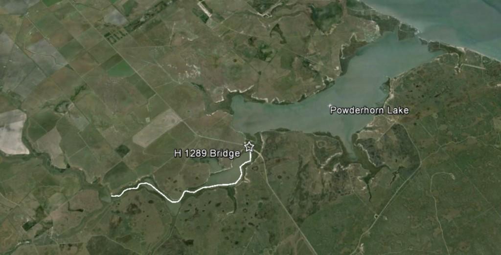 Coloma Creek Route