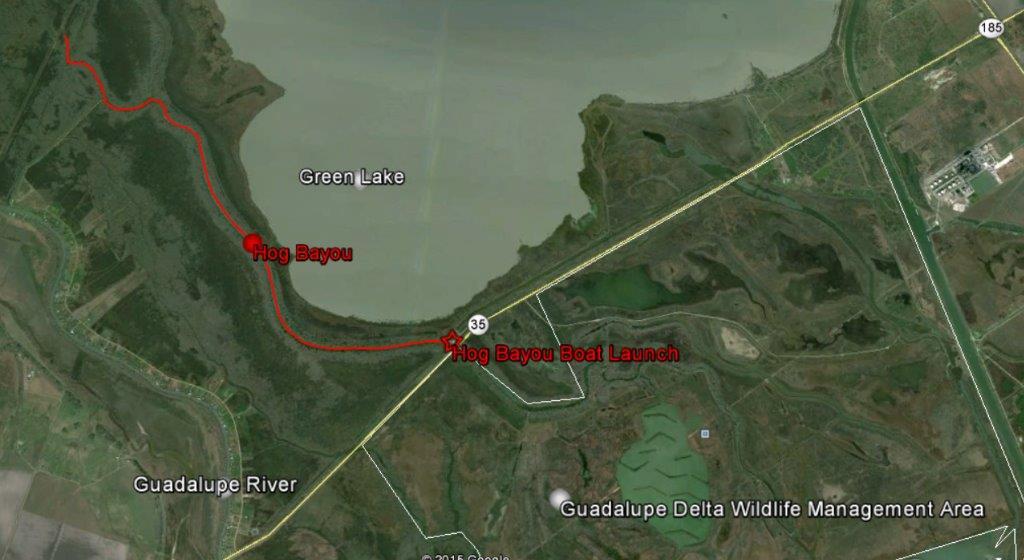 Hog Bayou Route