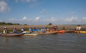 Kayakers SABD 2013-09-28 by Mike Price - MR