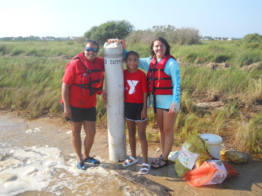 Poc Shorelines Cleanup