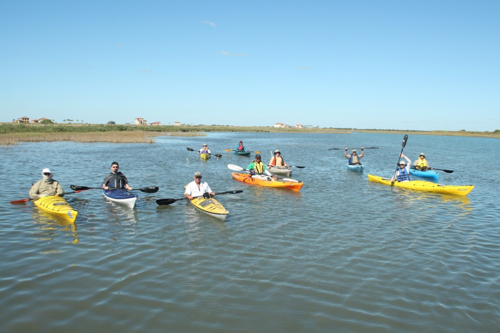 Paddle Into The Lagoon - Group